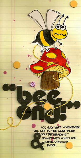 Bee end