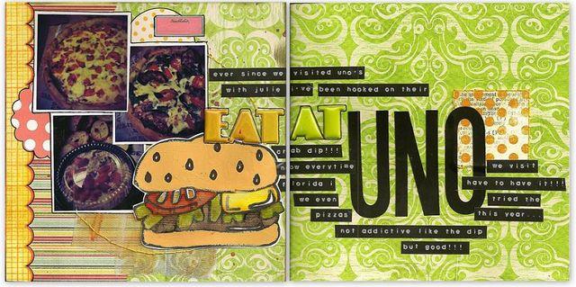 Eat @ UNO'S